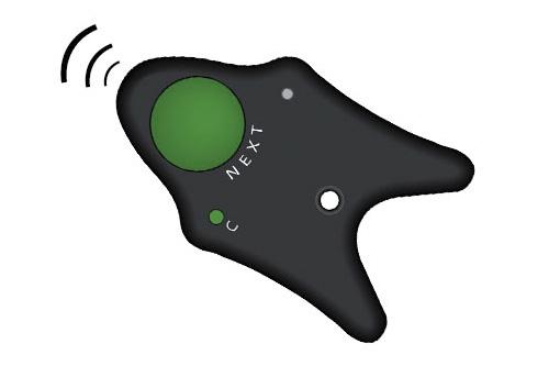 MP-TX - Radiocomando a 433,92 MHz