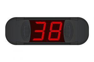 MP-CD2 - Display di sportello 2 cifre