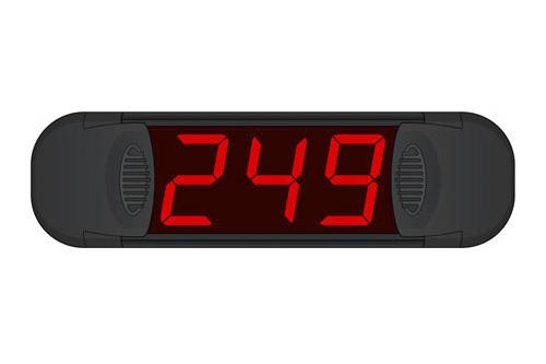 MP-CD3 - Display di sportello 3 cifre