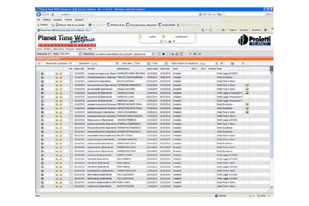 Software rilevazione presenze